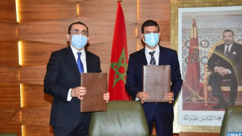 مجموعة القرض الفلاحي للمغرب وجامعة محمد السادس متعددة التخصصات التقنية: شراكة لتنمية الابتكار وريادة الأعمال بالمغرب