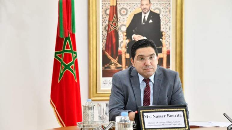 """بوريطة: المغرب يعتبر أن أي رغبة في صرف النقاش حول الأزمة مع إسبانيا ستسفر عن """"نتائج عكسية"""""""