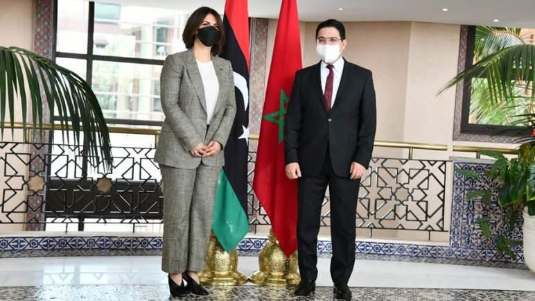 بوريطة: تعليمات جلالة الملك محمد السادس تؤكد على الوقوف الدائم للمغرب بجانب ليبيا