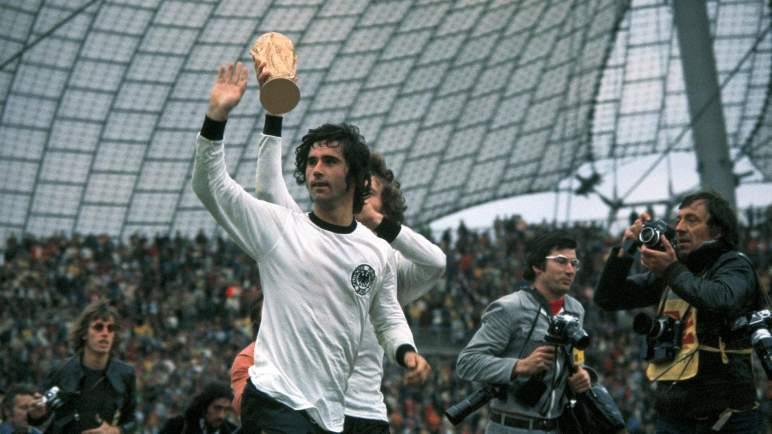 وفاة أسطورة بايرن ميونيخ والمنتخب الألماني لكرة القدم غيرد مولر