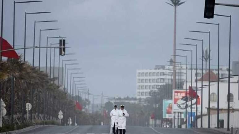 السلطات المغربية تتجه إلى فرض حجر صحي شامل