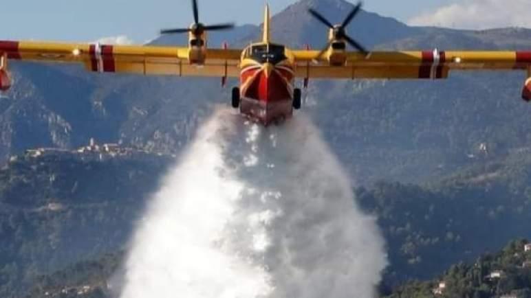 """بتعليمات ملكية .. المغرب يتجه لرفع أسطوله من طائرات """"كاندير"""" لمكافحة الحرائق إلى 8"""