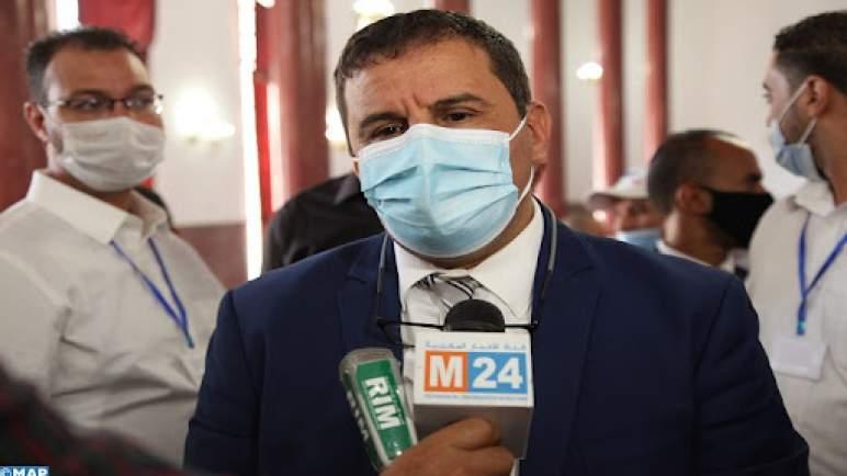 باحجي رئيسا لجماعة مكناس خلفا لبوانو