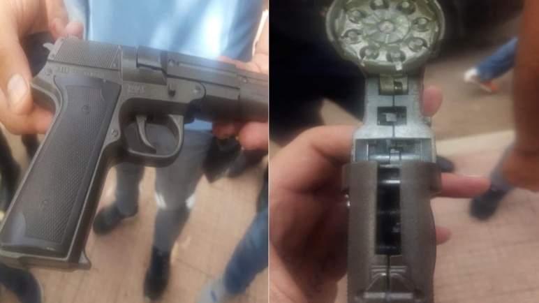 تهديد مستخدمتين بصيدلية بسلاح ناري إنذاري بأكادير