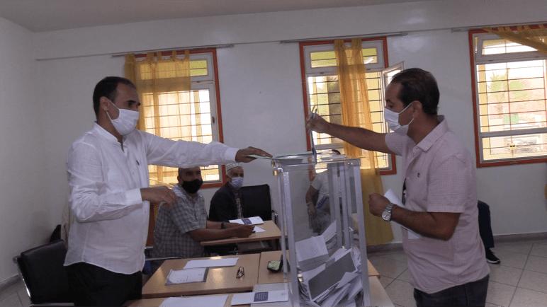 الداخلية: نسبة المشاركة في انتخابات 8 شتنبر تجاوزت 50 في المائة