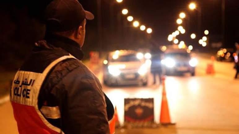 """معركة عنيفة بالحجارة تنشر الفوضى في حي """"زرهون"""" بالبيضاء"""