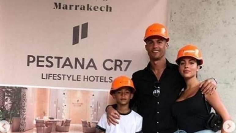 رونالدو قريبا في المغرب لافتتاح فندقه الجديد