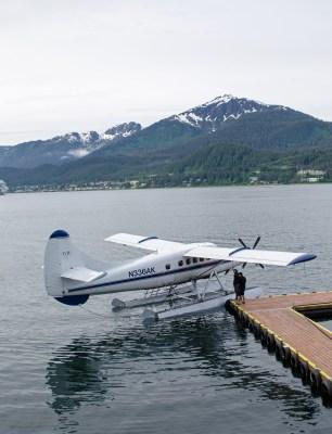 Sea Plane Alaska - acheckedbag.wordpress.com