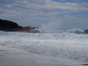 Wavy Bay Of Fires