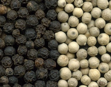 Dried peppercorns