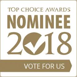 2018 Best Massage Nominee