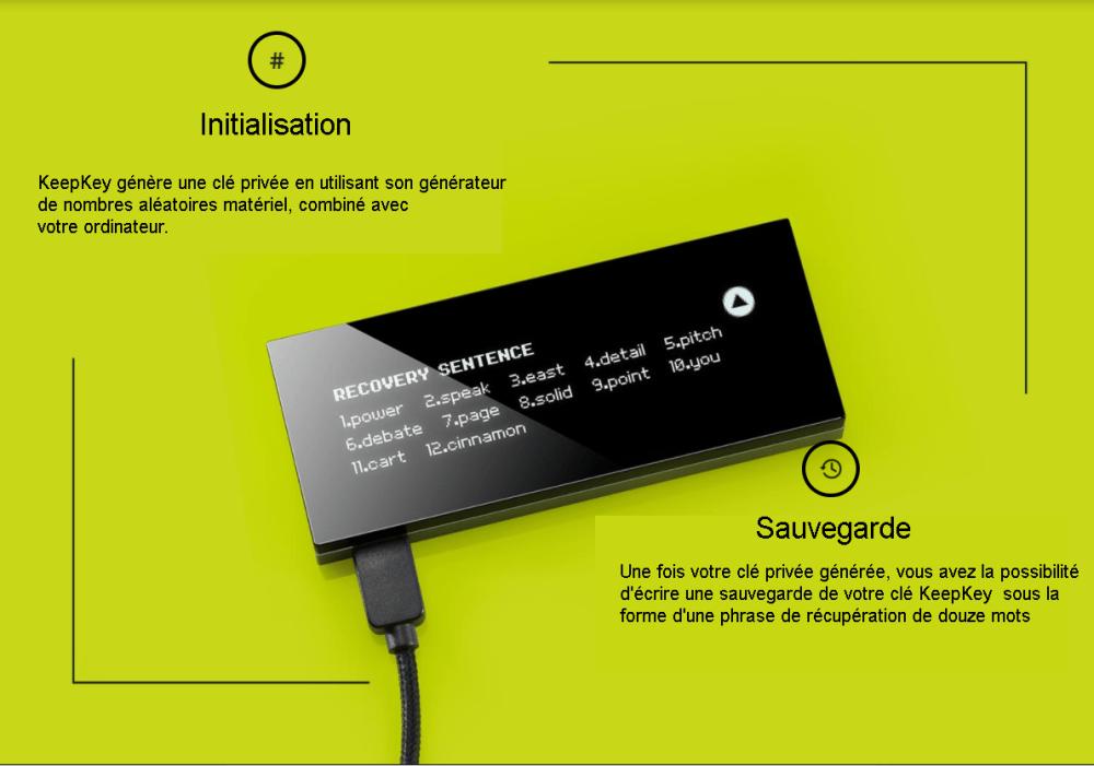 keepkey hardware wallet bitcoins