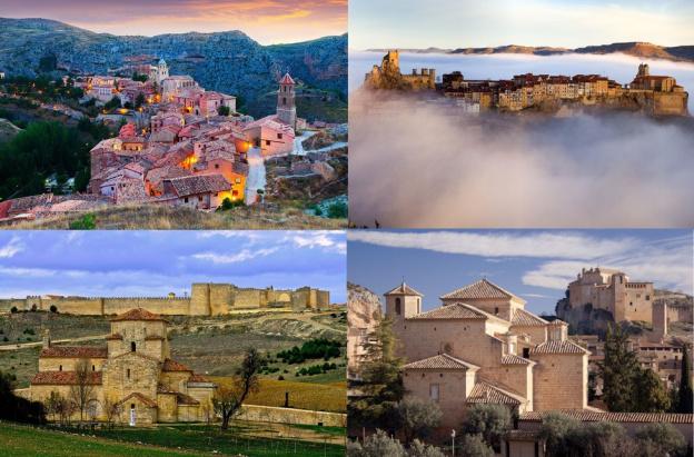 villages espagnols
