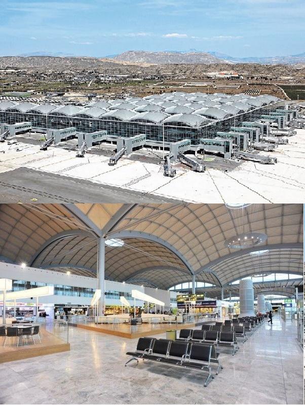Alicante aéroport 2 acheter en Espagne