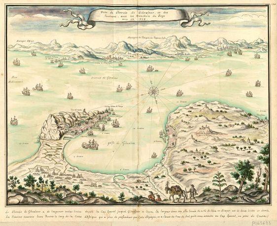 Algésiras acheter immobilier en Espagne Baie d'Algesiras et maroc 1704