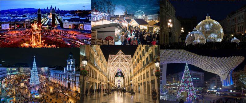 Decorations fetes acheter immobilier Espagne Barcelone