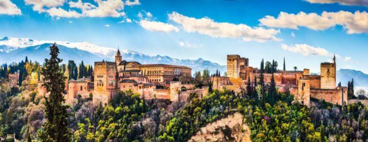 Grenade Alhambra Sierra Nevada 3