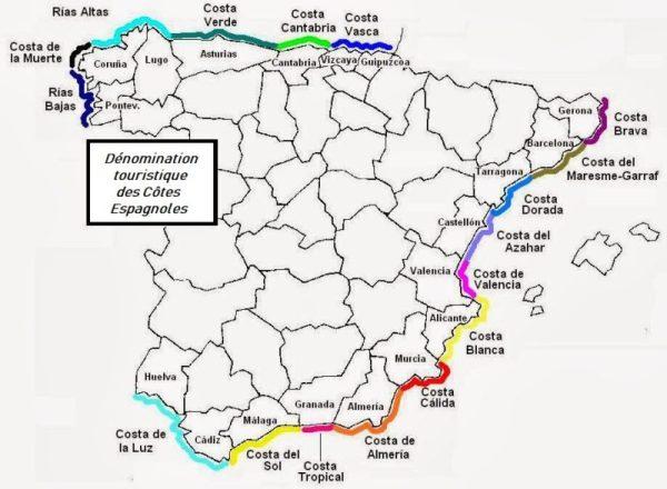 Cotes Espagnoles Immobilier
