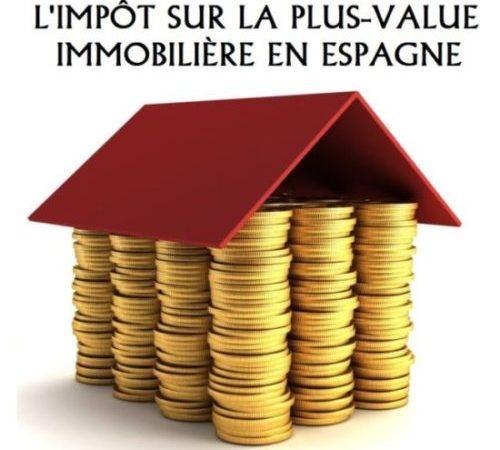 Calcul de la plus-value immobilière acheter en Espagne