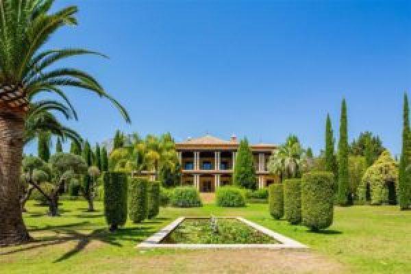 17 Villa Neo classique Villas Marbella acheter immobilier en Espagne