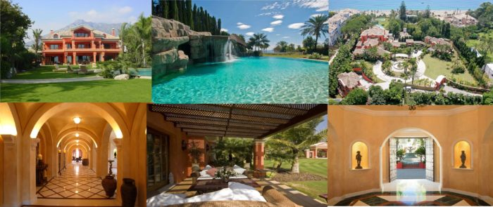 2 Villa Villas Casa Loriana Marbella acheter immobilier en Espagne ensemble