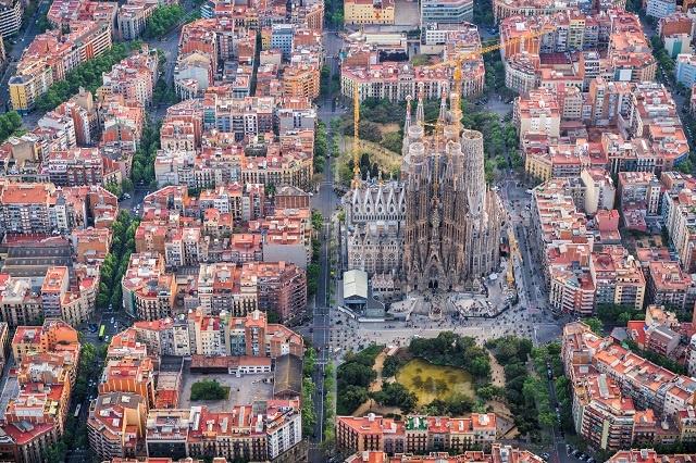 Eixample sagrada familia Barcelone 11 acheter immobilier en Espagne