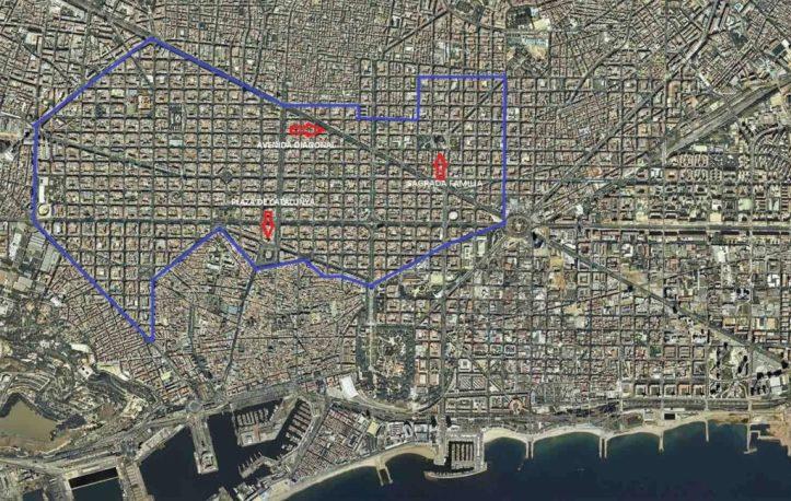 Eixample Barcelone 50 acheter immobilier en Espagne