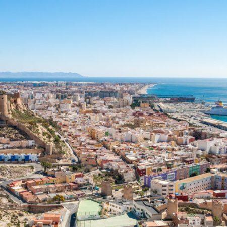 Almeria acheter immobilier en Espagne Alcazaba