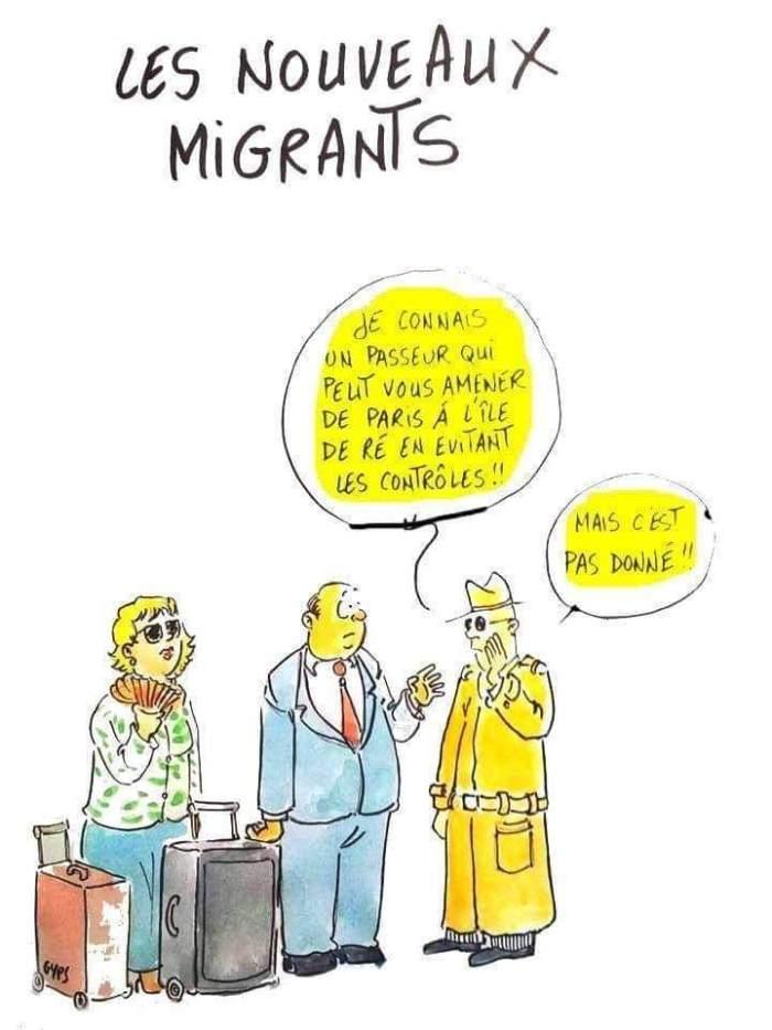 Coronavirus Covid dessins blagues rire sourire acheter immobilier espagne 2