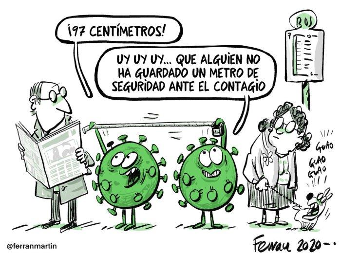 Coronavirus Covid dessins blagues rire sourire acheter immobilier espagne 23