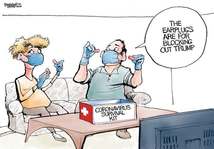 Coronavirus Covid dessins blagues rire sourire acheter immobilier espagne 30