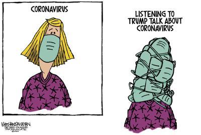 Coronavirus Covid dessins blagues rire sourire acheter immobilier espagne 35