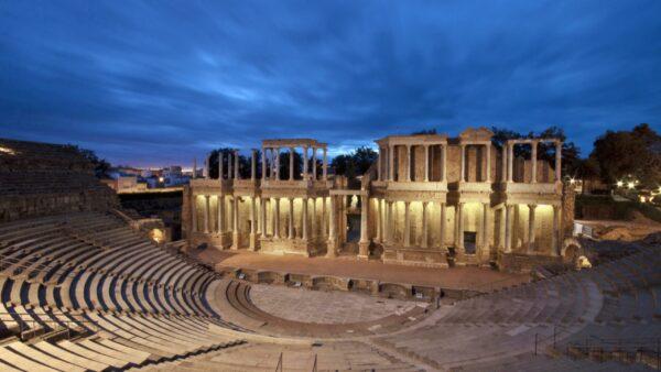 Teatro Romano de Mérida acheter immobilier en Espagne