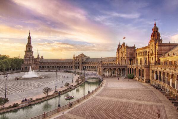 plaza-espana-seville acheter immobilier en Espagne