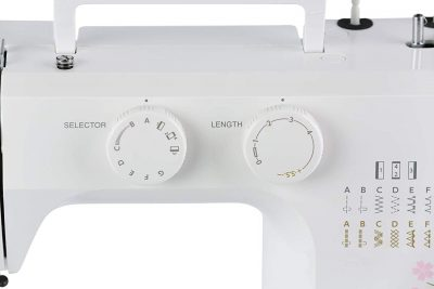Janome 2112 Cherry Blossom Easy-to-Use Sewing Machine
