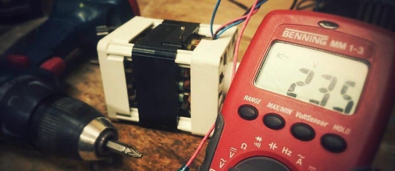Multimètre - Résistance électrique