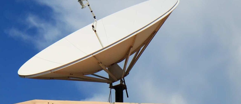 Antenne satellite - Accès Internet par satellite