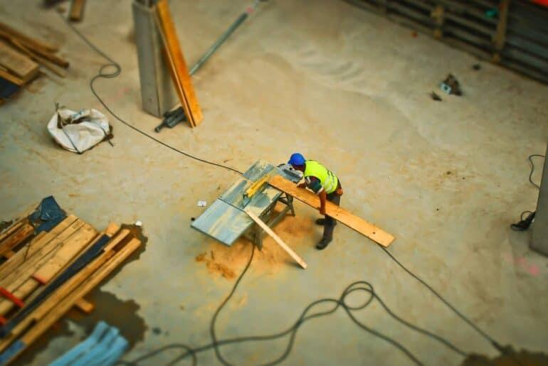 Construction - Ouvrier du batiment