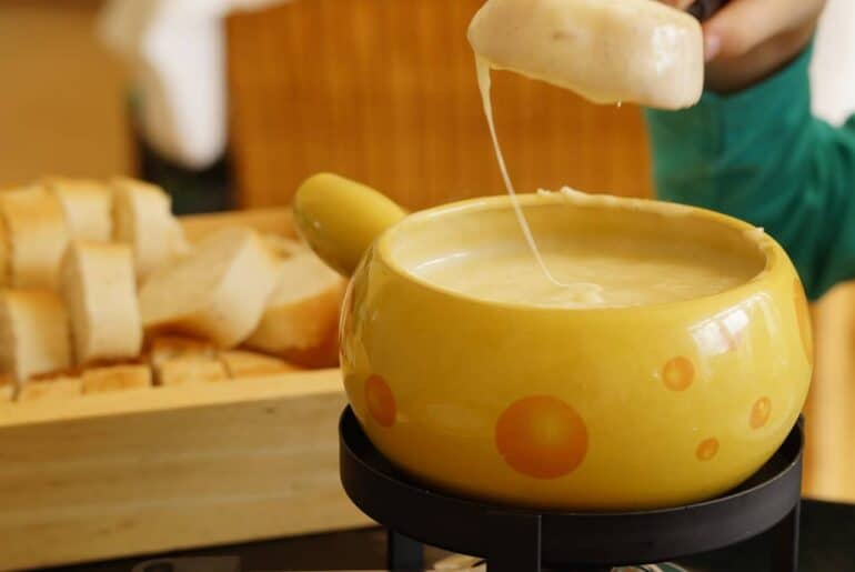 la Suisse - Cuisine suisse