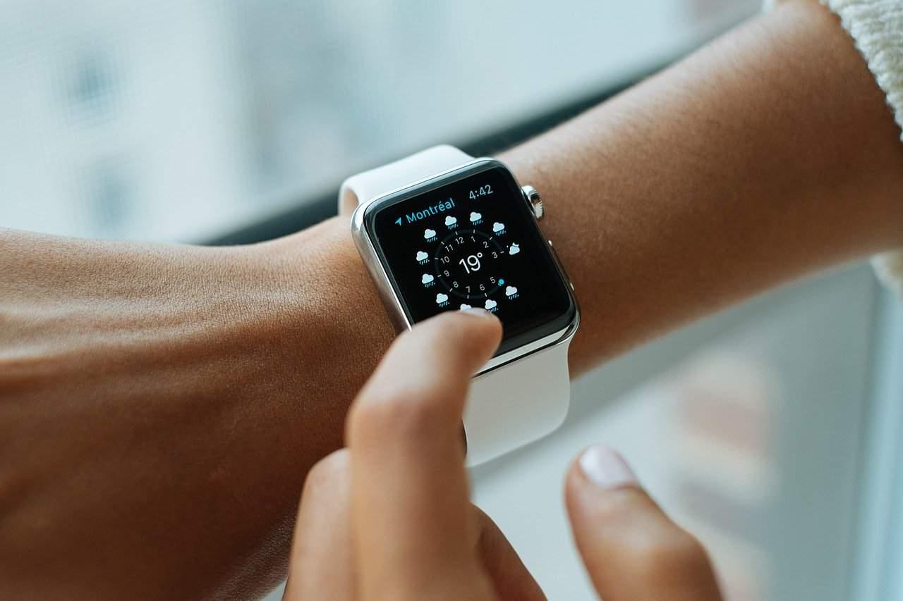 Apple Watch série 6 - Pomme