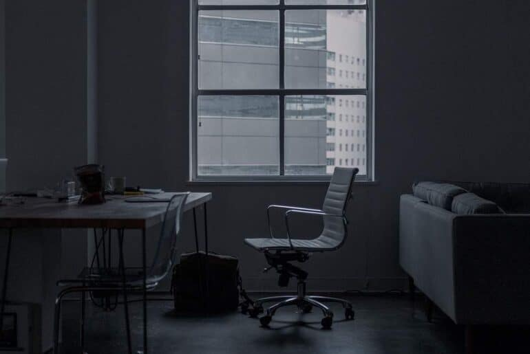 Tableau - Chaise de bureau