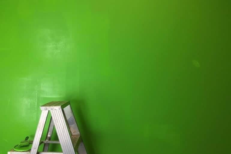 Peindre - mur
