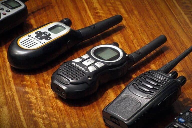 Radio bidirectionnelle - Radio