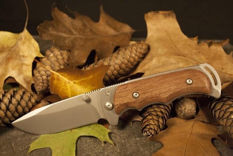 Couteau de chasse - Couteau de survie