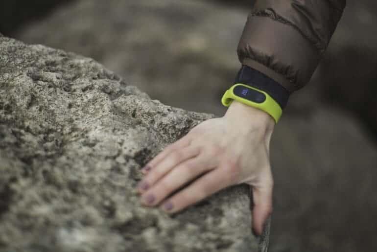 Traqueur de Fitness - Technologie portable