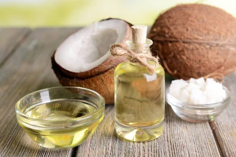 Huile de noix de coco - Noix de coco