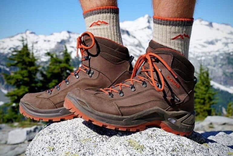 Chaussures de randonnée - Botte
