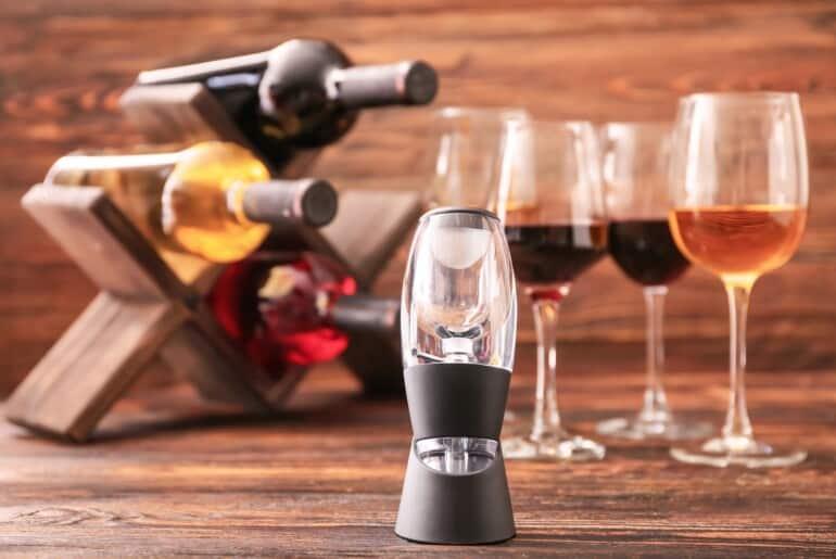 Vin rouge - Verre de vin