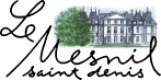 Le Mesnil Saint Denis logo
