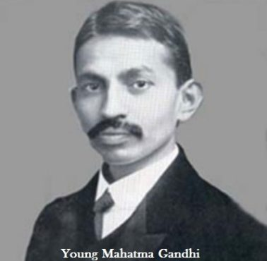 Biography Of Mahatma Gandhi In Hindi